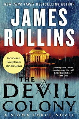 The Devil Colony by James Rollins from  in  category