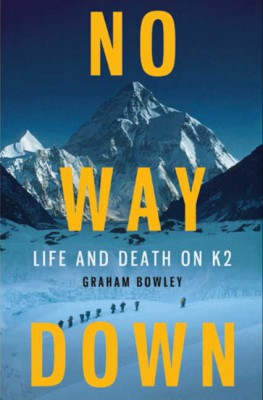 No Way Down by Graham Bowley from HarperCollins Publishers LLC (US) in Autobiography & Biography category