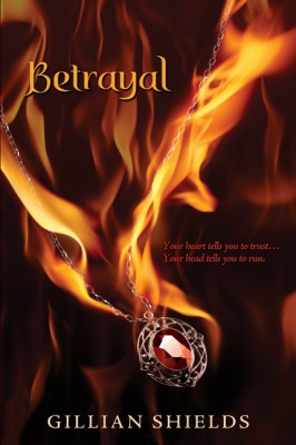Betrayal by Gillian Shields from  in  category