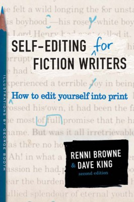 Self-Editing for Fiction Writers, Second Edition by Dave King from  in  category