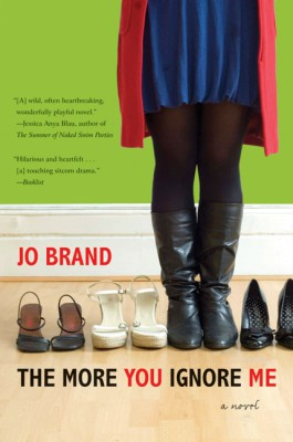 The More You Ignore Me by Jo Brand from  in  category
