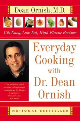 Everyday Cooking with Dr. Dean Ornish by Dean Ornish from HarperCollins Publishers LLC (US) in Family & Health category