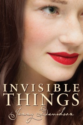 Invisible Things by Jenny Davidson from  in  category