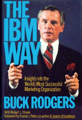 The IBM Way by Buck Rodgers from  in  category