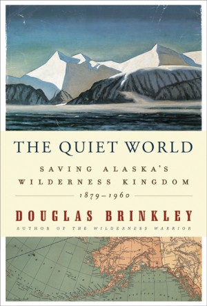 The Quiet World by Douglas Brinkley from HarperCollins Publishers LLC (US) in Science category