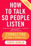 How to Talk So People Listen by Sonya Hamlin from  in  category