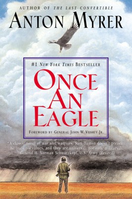 Once an Eagle by Anton Myrer from HarperCollins Publishers LLC (US) in General Novel category