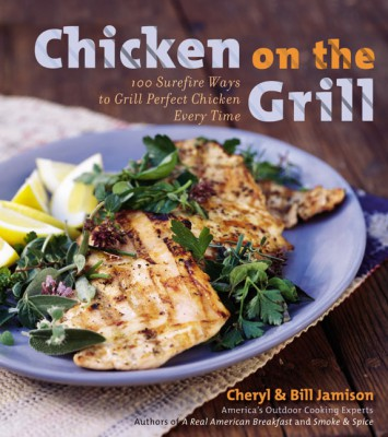 Chicken on the Grill by Bill Jamison from HarperCollins Publishers LLC (US) in Recipe & Cooking category