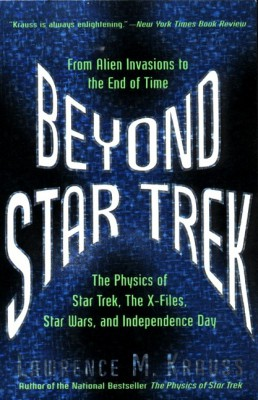 Beyond Star Trek by Lawrence M. Krauss from HarperCollins Publishers LLC (US) in Science category