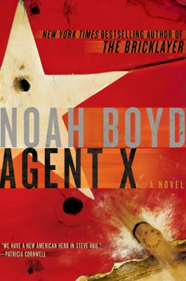 Agent X by Noah Boyd from  in  category