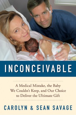 Inconceivable by Sean Savage from HarperCollins Publishers LLC (US) in Family & Health category
