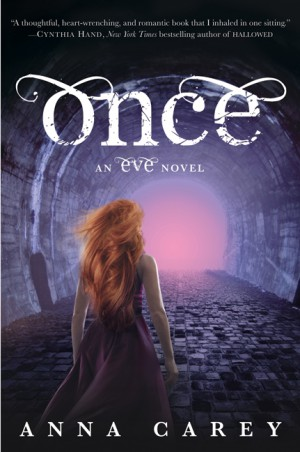 Once by Anna Carey from HarperCollins Publishers LLC (US) in General Novel category