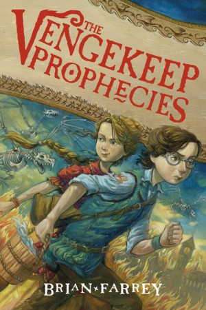 The Vengekeep Prophecies by Brian Farrey from HarperCollins Publishers LLC (US) in Teen Novel category