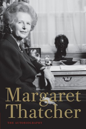 Margaret Thatcher by Margaret Thatcher from HarperCollins Publishers LLC (US) in Autobiography & Biography category