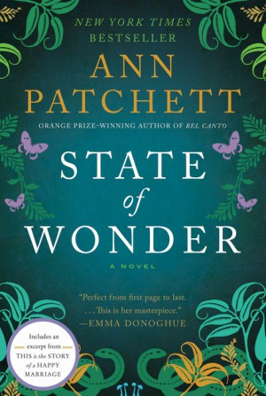 State of Wonder by Ann Patchett from  in  category