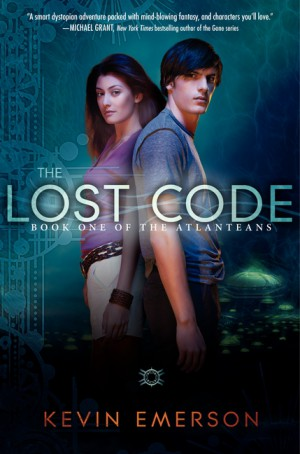 The Lost Code by Kevin Emerson from  in  category