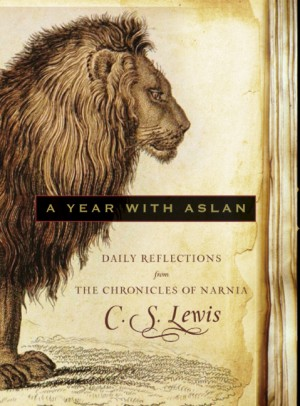A Year with Aslan by C. S. Lewis from HarperCollins Publishers LLC (US) in Religion category