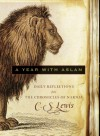 A Year with Aslan by C. S. Lewis from  in  category