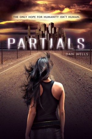 Partials by Dan Wells from HarperCollins Publishers LLC (US) in General Novel category