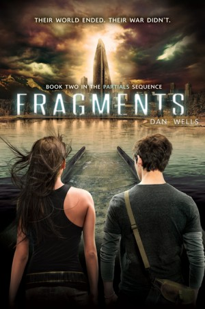 Fragments by Dan Wells from HarperCollins Publishers LLC (US) in General Novel category