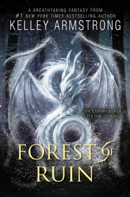 Forest of Ruin by Kelley Armstrong from  in  category