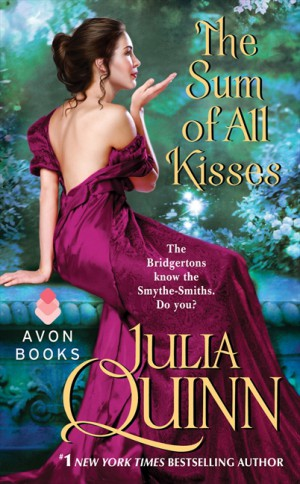 The Sum of All Kisses by Julia Quinn from HarperCollins Publishers LLC (US) in Romance category