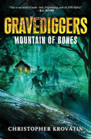 Gravediggers: Mountain of Bones by Christopher Krovatin from HarperCollins Publishers LLC (US) in Teen Novel category