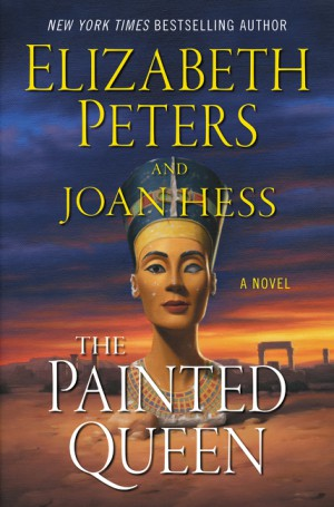 The Painted Queen by Joan Hess from HarperCollins Publishers LLC (US) in General Novel category