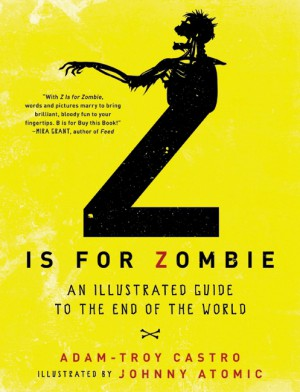 Z Is for Zombie by Johnny Atomic from  in  category