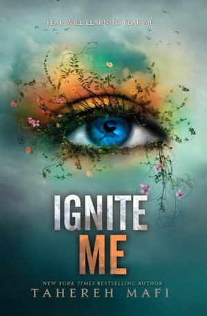 Ignite Me by Tahereh Mafi from  in  category