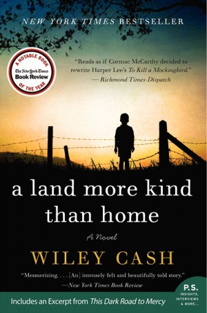 A Land More Kind Than Home by Wiley Cash from  in  category