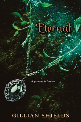Eternal by Gillian Shields from HarperCollins Publishers LLC (US) in General Novel category