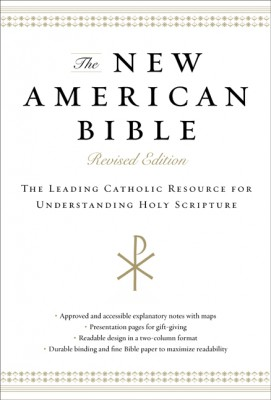 New American Bible by Harper Bibles from HarperCollins Publishers LLC (US) in Religion category
