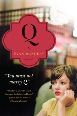 Q: A Novel by Evan Mandery from  in  category