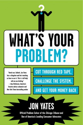 What's Your Problem? by Jon Yates from HarperCollins Publishers LLC (US) in Language & Dictionary category
