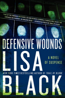 Defensive Wounds by Lisa Black from  in  category