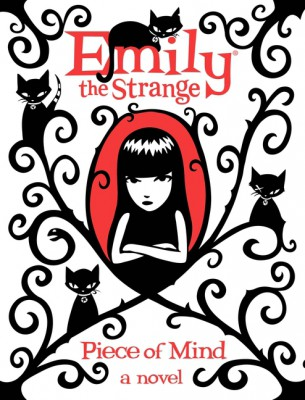 Emily the Strange: Piece of Mind by Jessica Gruner from HarperCollins Publishers LLC (US) in General Novel category