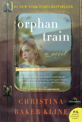 Orphan Train by Christina Baker Kline from HarperCollins Publishers LLC (US) in General Novel category