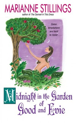 Midnight in the Garden of Good and Evie by Marianne Stillings from HarperCollins Publishers LLC (US) in Romance category