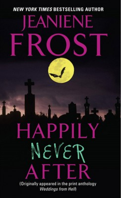 Happily Never After by Jeaniene Frost from  in  category