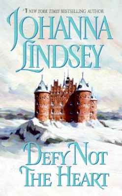 Defy Not the Heart by Johanna Lindsey from HarperCollins Publishers LLC (US) in General Novel category