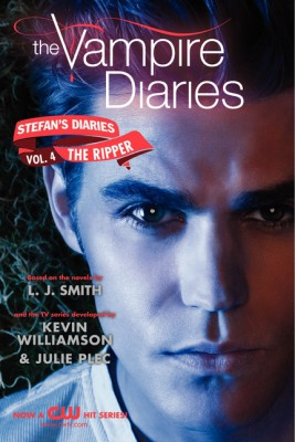 The Vampire Diaries: Stefan's Diaries #4: The Ripper by Kevin Williamson & Julie Plec from HarperCollins Publishers LLC (US) in General Novel category