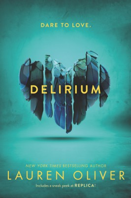 Delirium by Lauren Oliver from  in  category