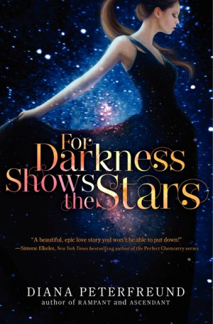 For Darkness Shows the Stars by Diana Peterfreund from  in  category