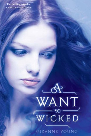 A Want So Wicked by Suzanne Young from HarperCollins Publishers LLC (US) in General Novel category