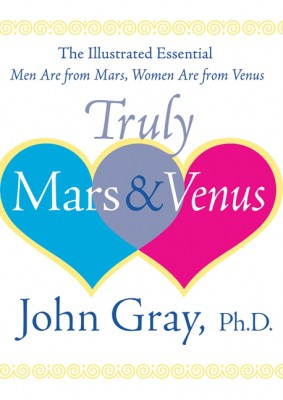 Truly Mars and Venus by John Gray from HarperCollins Publishers LLC (US) in Motivation category