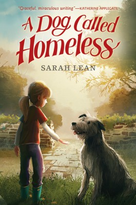 A Dog Called Homeless by Sarah Lean from HarperCollins Publishers LLC (US) in Teen Novel category
