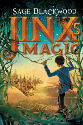 Jinx's Magic by Sage Blackwood from HarperCollins Publishers LLC (US) in Teen Novel category