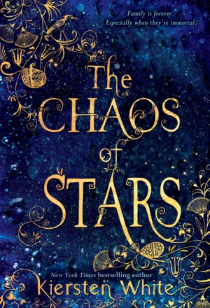 The Chaos of Stars by Kiersten White from HarperCollins Publishers LLC (US) in General Novel category