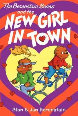 The Berenstain Bears Chapter Book: The New Girl in Town by Jan Berenstain from HarperCollins Publishers LLC (US) in Teen Novel category